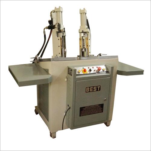 Industrial Twin Corner Cutting Machines