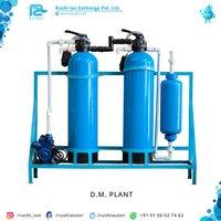 De-Mineralization Plant