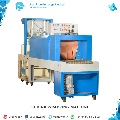 Automatics Shrink Wrapping Machines