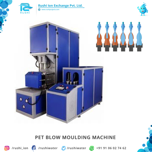 Pet moulding machine manufacturer in india
