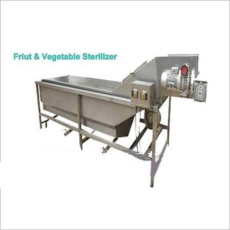 Vegetable Sterilizer (fruit & vegetable washer)