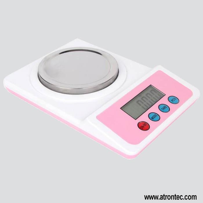Fruit & Meat Precision Digital Kitchen Scale