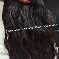 Indian Unprocessed Wavy Human Hair