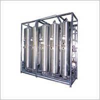 Multi Column Distilled Water Plant