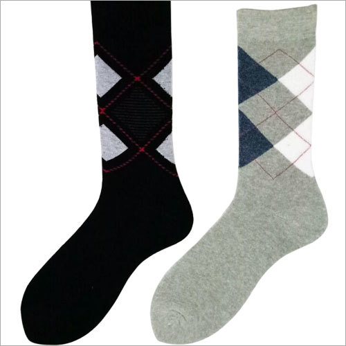 Mens Knee High Socks