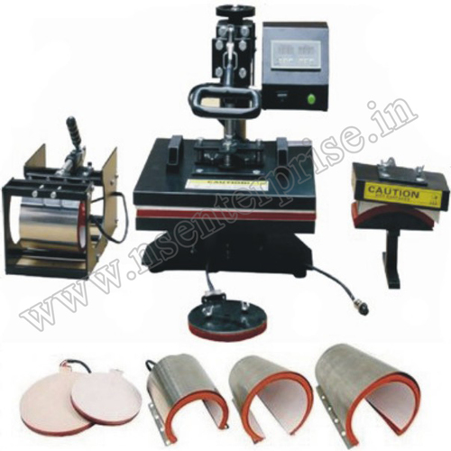8 in 1 Hot Press Machine