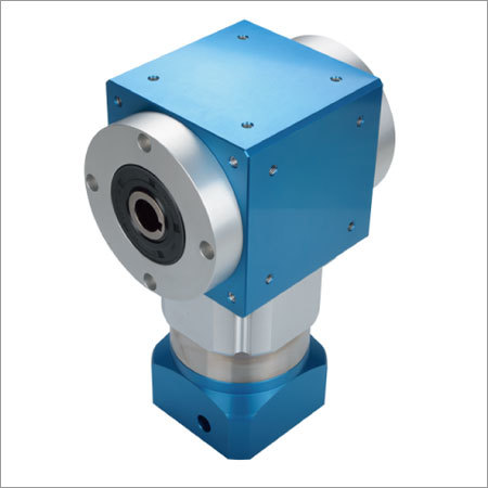 Rah-H Series Right Angle Gearboxes Cylindrical Gears