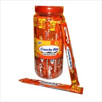 Crunchy Bite Orange Flavour Wafer