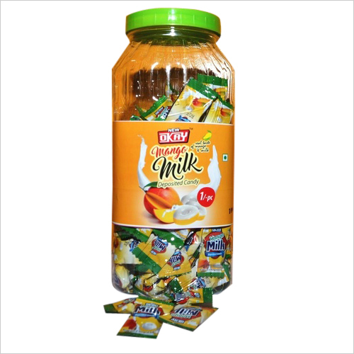 Mango Milk Deposited Candy