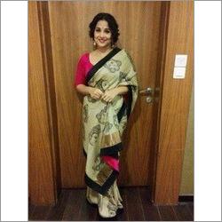 Madhubani Tussar Silk Sarees