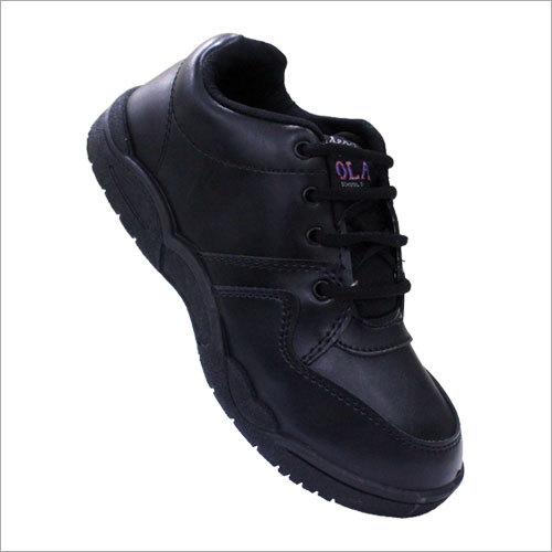 Gola Black School Shoe