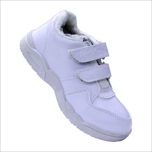 Gola White School Shoes