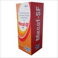 Terbutaline Sulphate Syrup