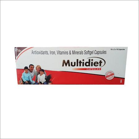 Multidiet Capsules