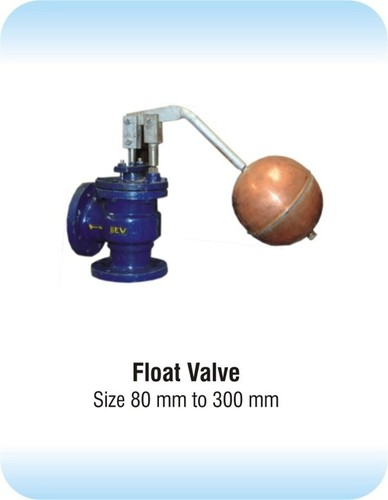 Cast Iron Float Valve
