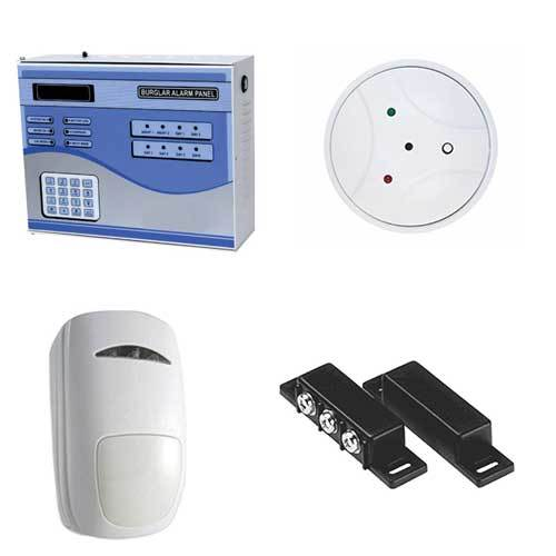 Zone Intruder Alarm Panels