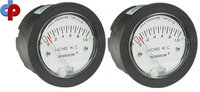 Sensocon USA Miniature Low Cost Differential Pressure Gauge Series S-5000-0