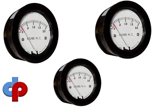 Sensocon USA Miniature Low Cost Differential Pressure Gauge Series S-5003