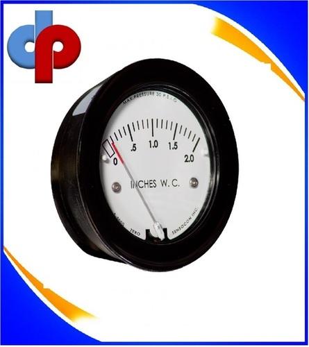Sensocon USA Miniature Low Cost Differential Pressure Gauge Series S-5010