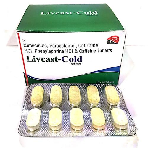 TAB. LIVCAST-COLD