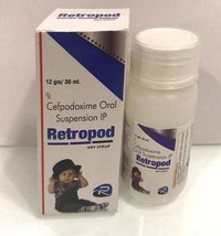 CEFPODOXIME PROXETIL 50MG