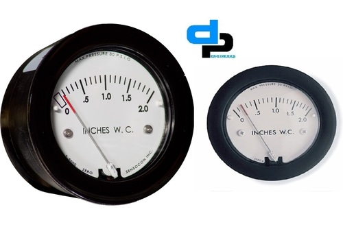 Differential Pressure Gauge Series S-5000 Sensocon