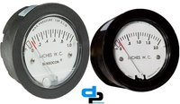 Sensocon USA Miniature Low Cost Differential Pressure Gauge Series S-5000-50MM