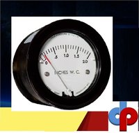 Sensocon USA Miniature Low Cost Differential Pressure Gauge Series S-5000-125PA