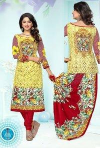 RAJIA SULTAN 5 STAR Printed Salwar Kameez