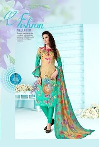 RAJIA SULTAN 5 STAR Fashion Cotton Salwar Kameez