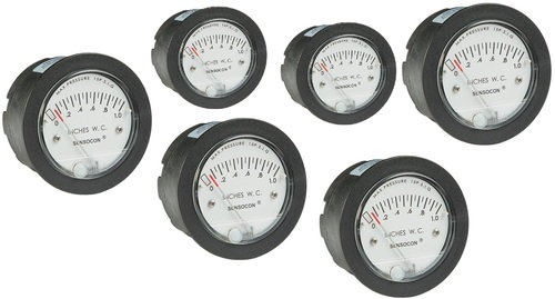 Sensocon USA Miniature Low Cost Differential Pressure Gauge Series S-5000-1KPA