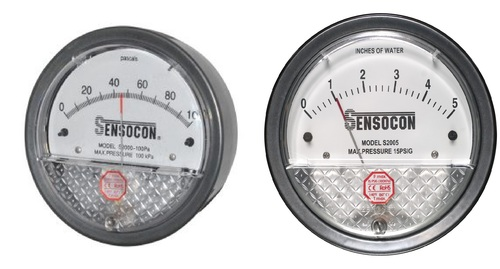 Series S2000 - Differential Pressure Gauge