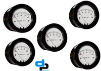 Miniature Low Cost Differential Pressure Gauge Series Sz-5000
