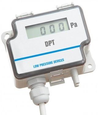 Sensocon USA Series DPT1-R8 - Range -1.0 - 01.0 in WC