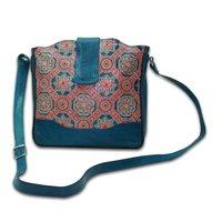 Leather Shantiniketan Bags