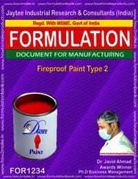 Fireproof Paint Type 2