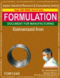 Galvanized Iron Formula