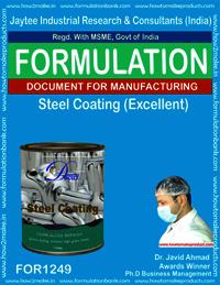 Steel Coating (Excellent) Formulation