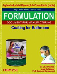 Coating for Bathroom Formulation