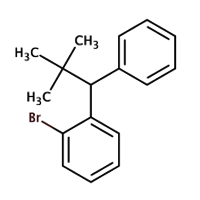 6-bromo 1 2 3 4 5-pentamethyl benzene