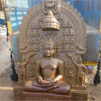 Digambar Jain Moorti