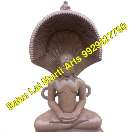 Marble Digambar Jain Statue