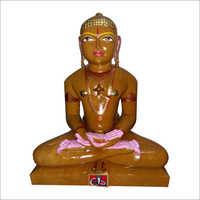 Marble Shwetambar Jain Statue