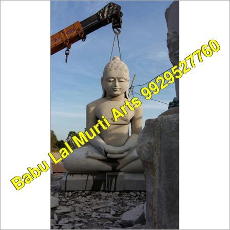 Marble Jain God Statue