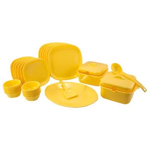 Colored Plastic Bowl