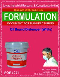 Oil Bound Distemper (White)