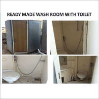 Ready Made 2 in1 Portable Washroom