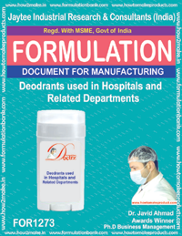 Health Care General Formulations