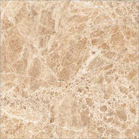 Emperador Beige Glazed Vitrified Tiles