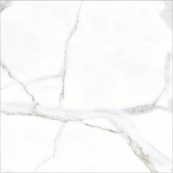 Marble White Polished Glazed Vitrified Tiles